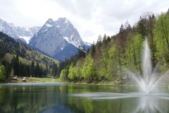 Rießersee - Garmisch