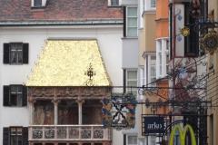 Insbruck - das goldene Dachl