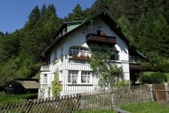 """Haus in Partenkirchen - bekannt aus der Serie """"Garmisch-Cops"""""""