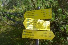 Wanderwege in Mittenwald